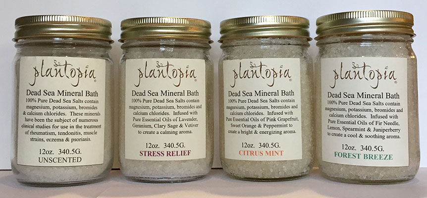 Dead Sea Mineral Bath Unscented